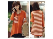 Orange Jane Knit
